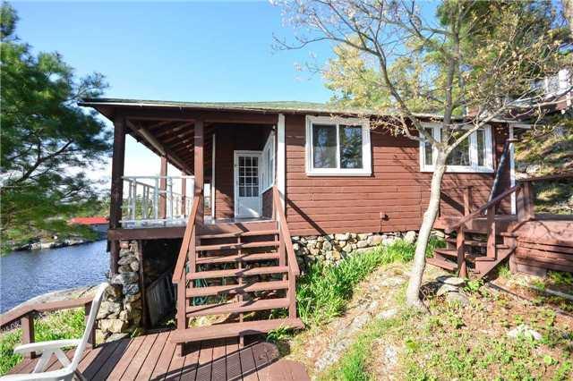 Cottage at 32272 Georgian Bay Shor, Georgian Bay, Ontario. Image 15