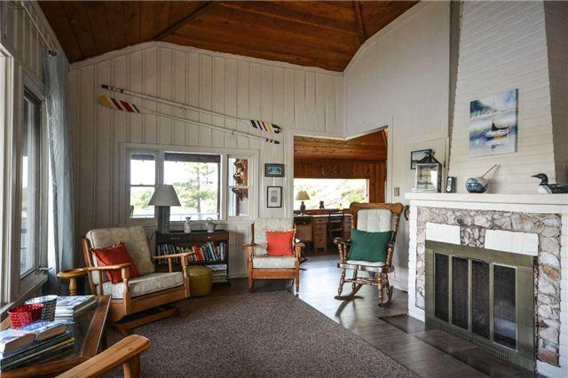 Cottage at 32272 Georgian Bay Shor, Georgian Bay, Ontario. Image 18