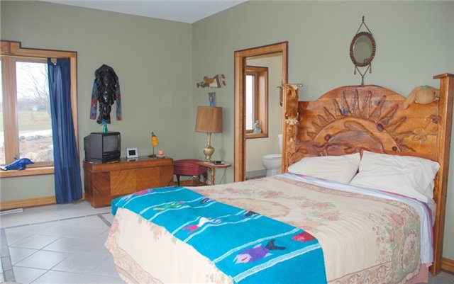 Rural Residence at 70163 Zion Church Rd, Georgian Bluffs, Ontario. Image 8