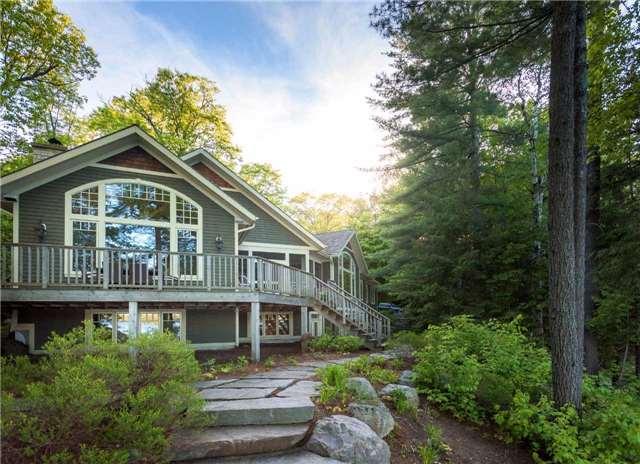 Cottage at 1023 Heather Lodge Rd, Muskoka Lakes, Ontario. Image 1