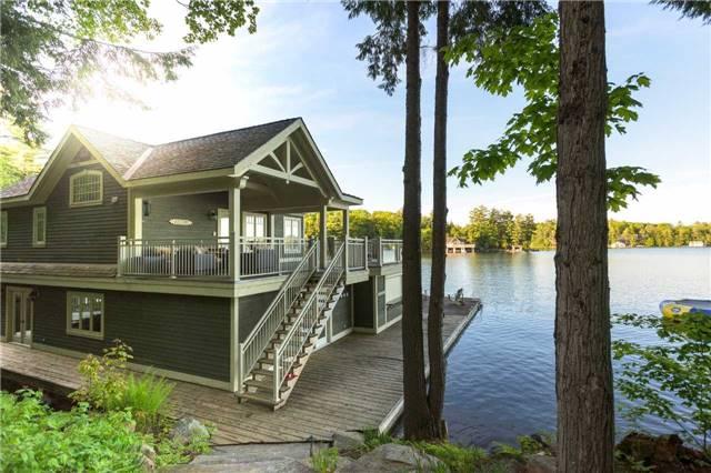 Cottage at 1023 Heather Lodge Rd, Muskoka Lakes, Ontario. Image 19