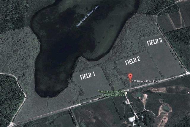 Rural Residence at 152 Hilton's Point Rd, Kawartha Lakes, Ontario. Image 2