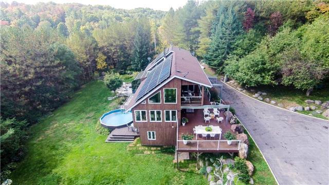 Rural Residence at 481 Clouston Rd, Alnwick/Haldimand, Ontario. Image 12