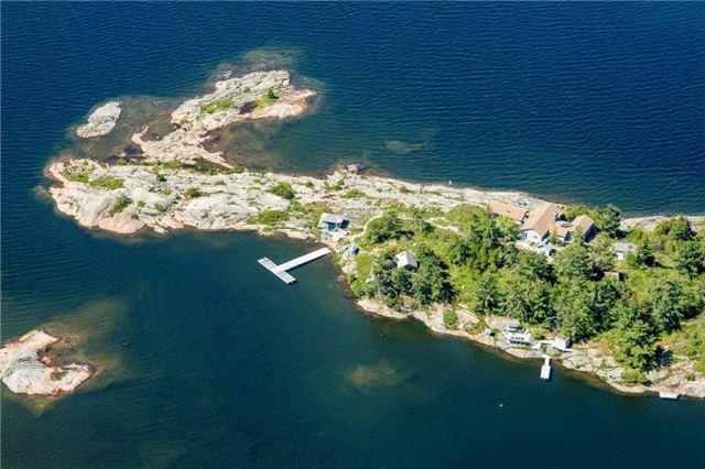 Cottage at 393C(S) Trim Tree Island (S), The Archipelago, Ontario. Image 12