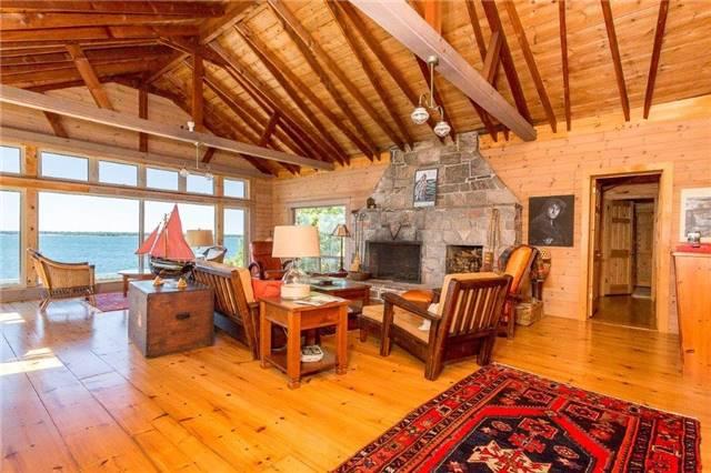 Cottage at 393C(S) Trim Tree Island (S), The Archipelago, Ontario. Image 15