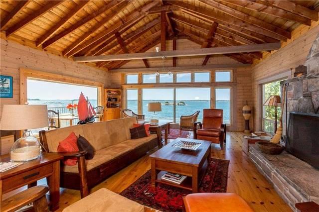 Cottage at 393C(S) Trim Tree Island (S), The Archipelago, Ontario. Image 16