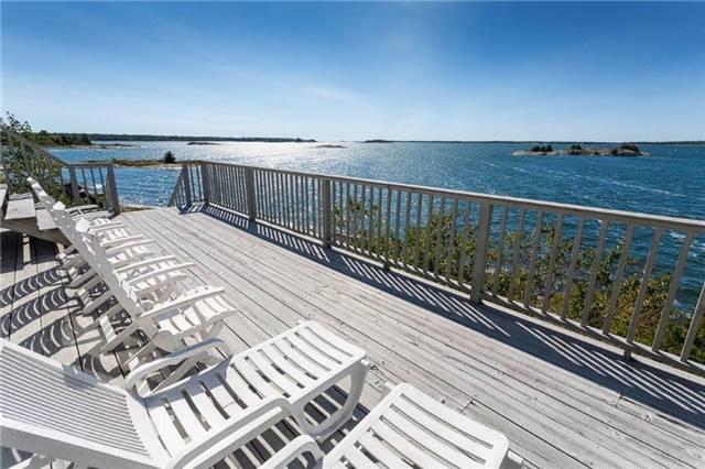 Cottage at 393C(S) Trim Tree Island (S), The Archipelago, Ontario. Image 3