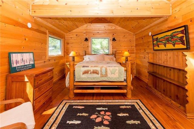 Cottage at 393C(S) Trim Tree Island (S), The Archipelago, Ontario. Image 5