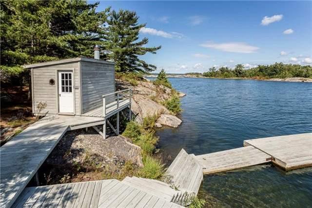 Cottage at 393C(S) Trim Tree Island (S), The Archipelago, Ontario. Image 9