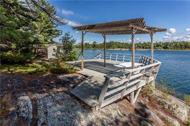Cottage at 393C(S) Trim Tree Island (S), The Archipelago, Ontario. Image 10