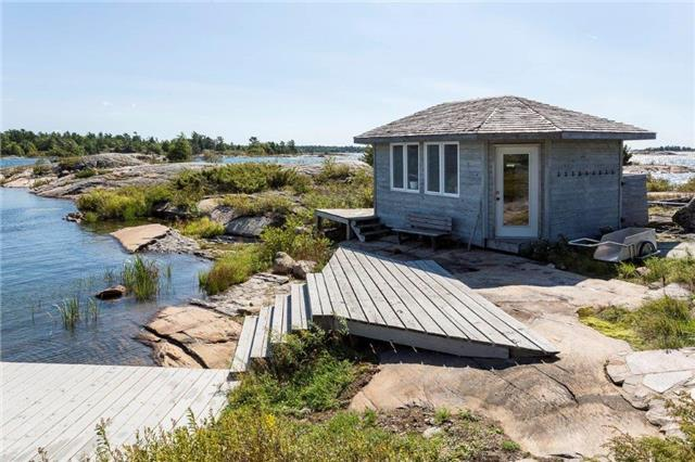 Cottage at 393C(S) Trim Tree Island (S), The Archipelago, Ontario. Image 11