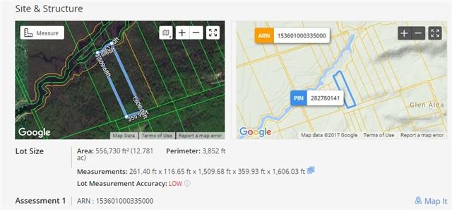 Vacant Land at Lot 27 Chandos Rd N, North Kawartha, Ontario. Image 11