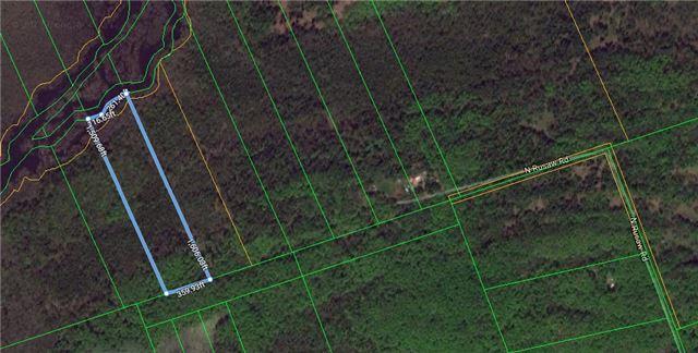 Vacant Land at Lot 27 Chandos Rd N, North Kawartha, Ontario. Image 2