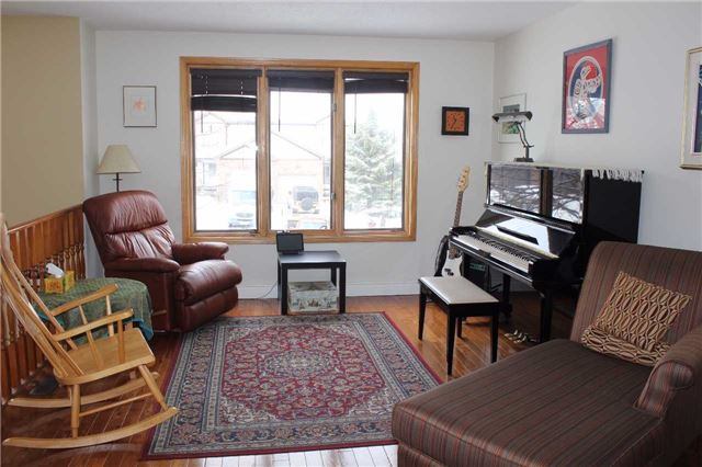 Semi-detached at 74 Lady Ashley Crt, Out of Area, Ontario. Image 3