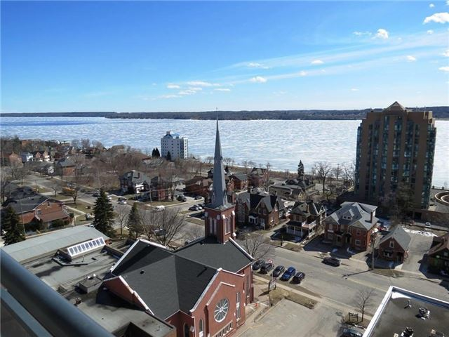 Condo Apartment at 111 Worsley St, Unit Gph5, Barrie, Ontario. Image 14