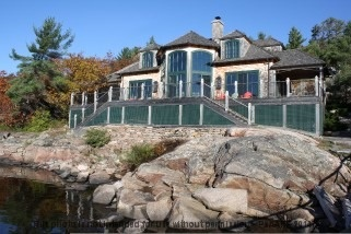 Cottage at 20 Big Sound Rd, McDougall, Ontario. Image 1