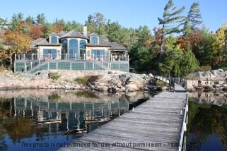 Cottage at 20 Big Sound Rd, McDougall, Ontario. Image 12