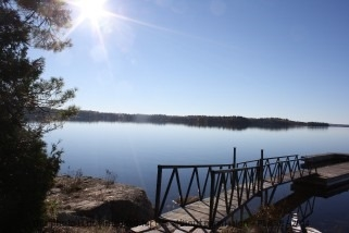 Cottage at 20 Big Sound Rd, McDougall, Ontario. Image 15