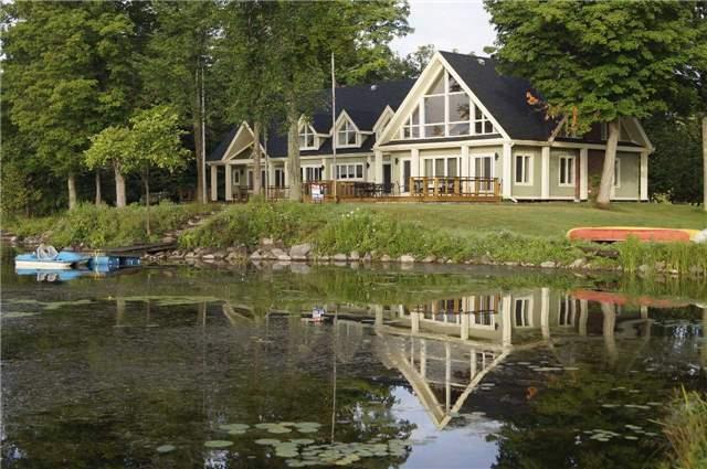 Cottage at 15 103H Fire Route Rte, Kawartha Lakes, Ontario. Image 1