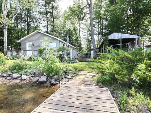 Cottage at 172 Longview Island, Carleton Place, Ontario. Image 1