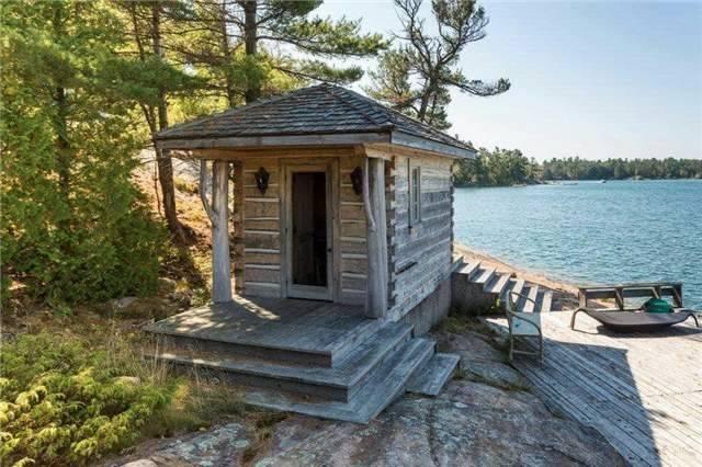 Cottage at Pt 1 Pavis Island, Georgian Bay, Ontario. Image 9