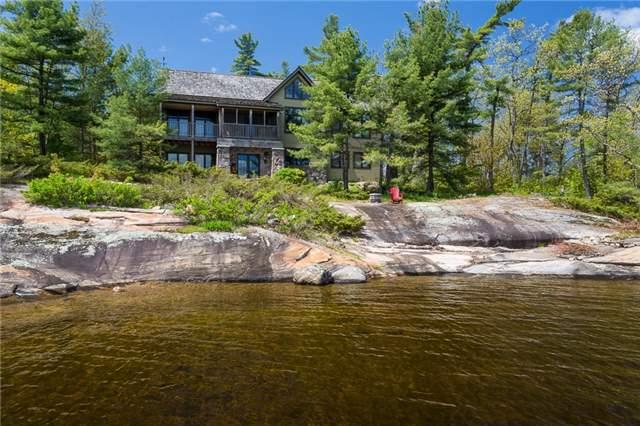 Cottage at 4 Island 2075 St, Georgian Bay, Ontario. Image 9