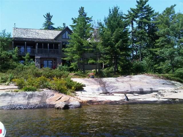 Cottage at 4 Island 2075 St, Georgian Bay, Ontario. Image 11
