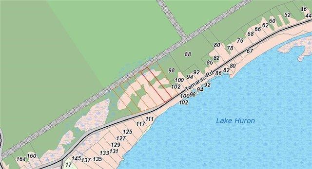 Vacant Land at 108 Tamarac Rd, Northern Bruce Peninsula, Ontario. Image 4