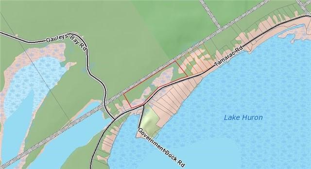 Vacant Land at 122 Tamarac Rd, Northern Bruce Peninsula, Ontario. Image 4