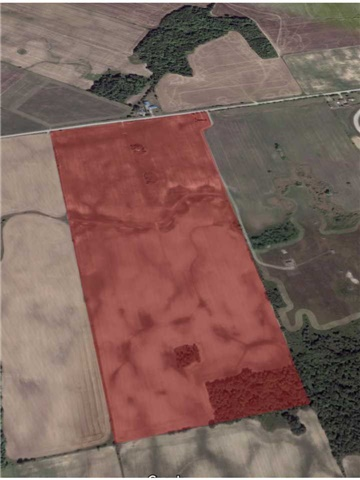 Vacant Land at 150 Concession 4 Rd, Haldimand, Ontario. Image 2