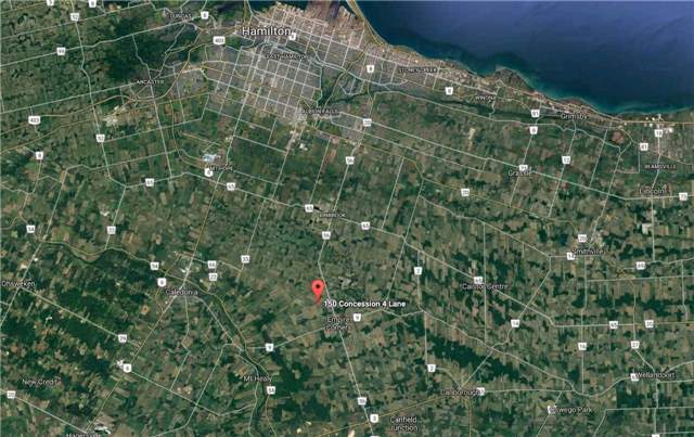 Vacant Land at 150 Concession 4 Rd, Haldimand, Ontario. Image 3