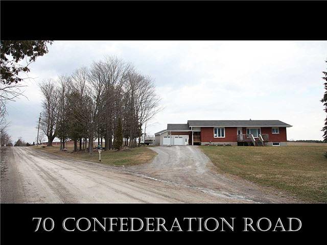 Detached at 70 Confederation Rd, Kawartha Lakes, Ontario. Image 1