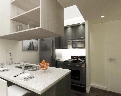 Condo With Common Elements at 318 Spruce St, Unit 1905, Waterloo, Ontario. Image 2