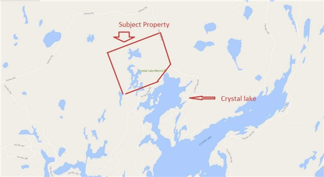 Vacant Land at N/A Clear Bay Rd, Galway-Cavendish and Harvey, Ontario. Image 1