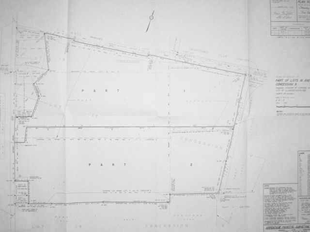 Vacant Land at Ptlt17 Drouin Rd, Clarence-Rockland, Ontario. Image 5