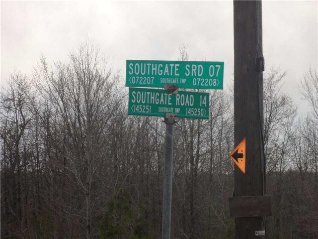 Vacant Land at C10  Southgate Rd 24 Rd, Southgate, Ontario. Image 7