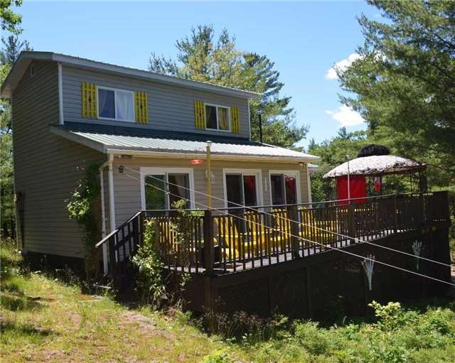 Cottage at 1 Island 1, Havelock-Belmont-Methuen, Ontario. Image 1