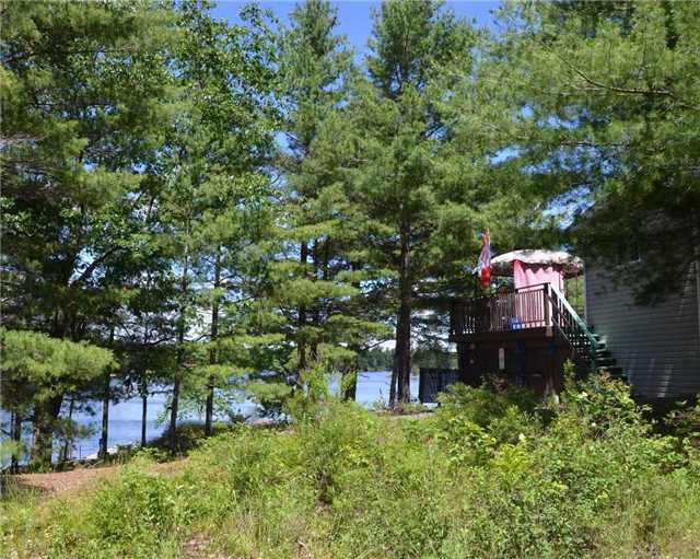 Cottage at 1 Island 1, Havelock-Belmont-Methuen, Ontario. Image 7