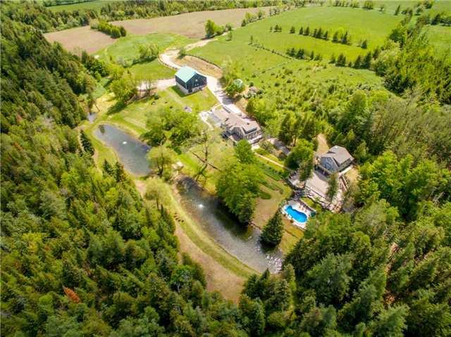 Rural Residence at , Ontario. Image 14