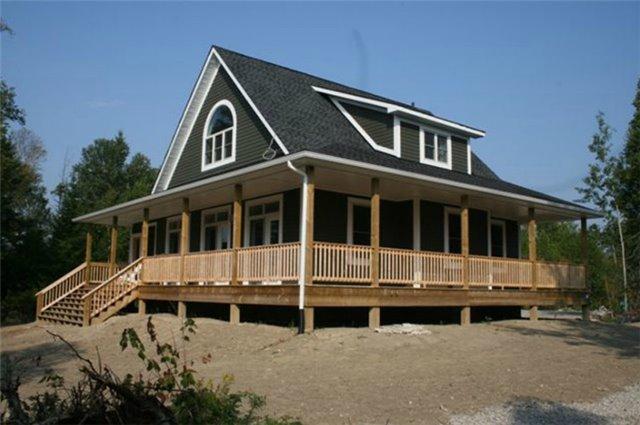 Vacant Land at L28 Greenough Point Rd, Northern Bruce Peninsula, Ontario. Image 8