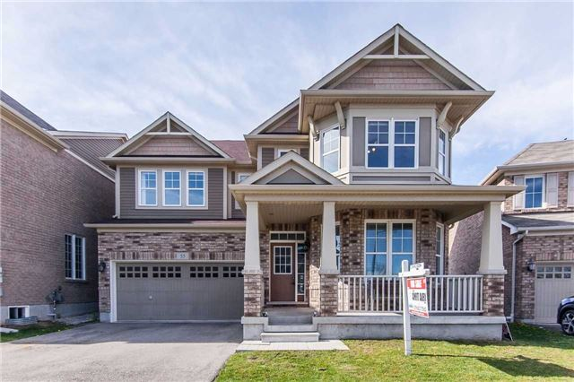 Detached at 55 Beattie Cres, Cambridge, Ontario. Image 1