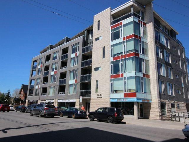 Condo Apartment at 1433 Wellington St W, Unit 206, Ottawa, Ontario. Image 1
