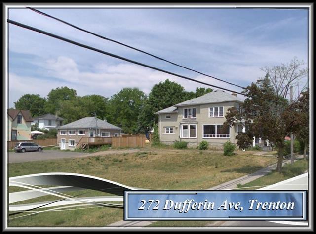 Triplex at 272 Dufferin Ave, Quinte West, Ontario. Image 1