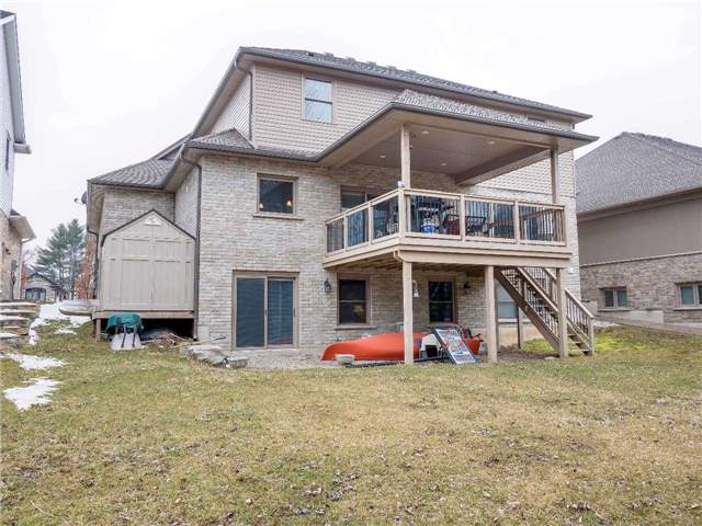 Detached at 640 Lakeview Dr, Woodstock, Ontario. Image 4