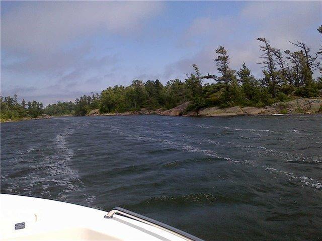 Vacant Land at Pcl8095 Horseshoe Island, The Archipelago, Ontario. Image 13