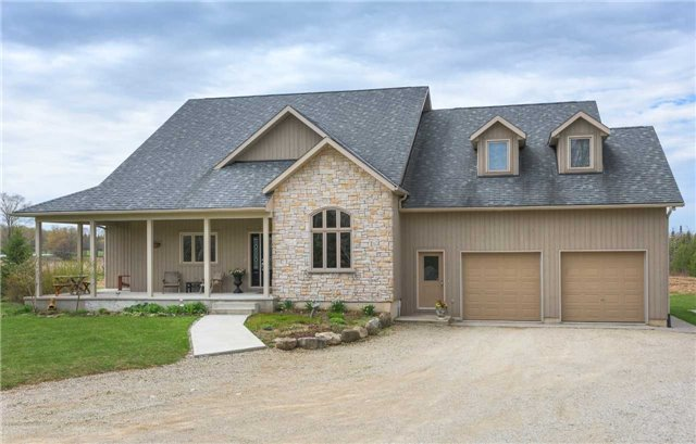Detached at 555538 6th  Line, Blue Mountains, Ontario. Image 1