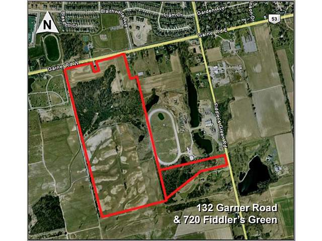 Vacant Land at 720 Fiddler's Green Rd, Hamilton, Ontario. Image 1