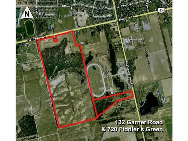 Vacant Land at 132 Garner  Rd W, Hamilton, Ontario. Image 1