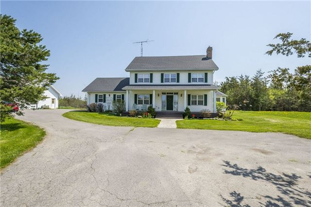 Detached at 1720 County Rd 2 Rd, Prince Edward County, Ontario. Image 12
