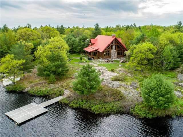 Cottage at 1 Cranberry Lake Rd, Kawartha Lakes, Ontario. Image 1
